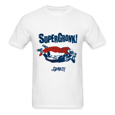 Super Gronk T-Shirts