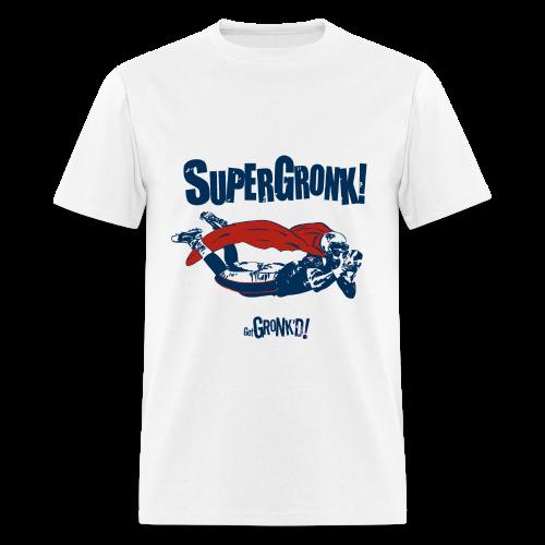 Super Gronk - Men's T-Shirt