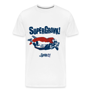 Super Gronk - Men's Premium T-Shirt
