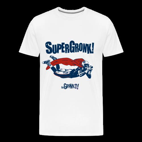 Super Gronk - Men's Premium T-Shirt