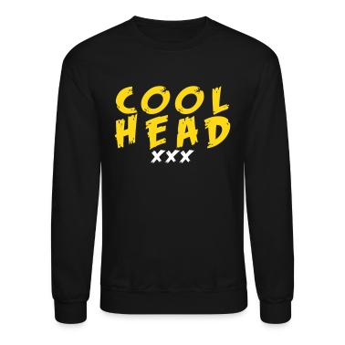 Triple X Gold And Black Crewneck Sweatshirts
