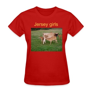 'Jersey Girls' - Women's T-Shirt