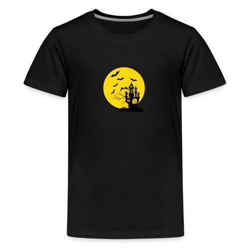 Haunted Castle - Kids' Premium T-Shirt