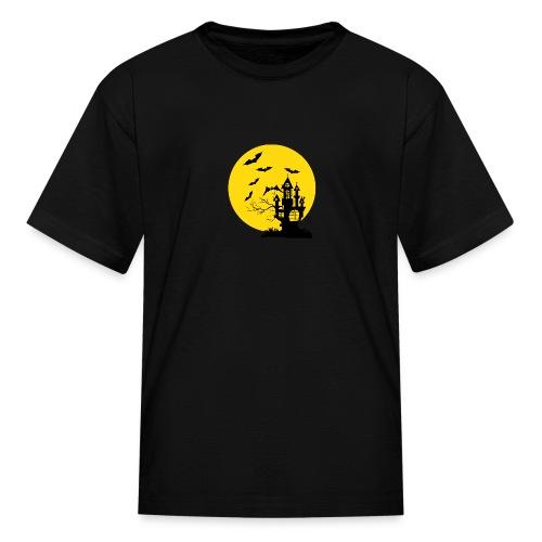 Haunted Castle - Kids' T-Shirt