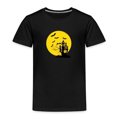 Haunted Castle - Toddler Premium T-Shirt