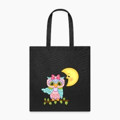 Girl Owl Bags & backpacks