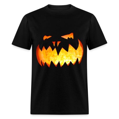 Scary Pumpkin - Men's T-Shirt