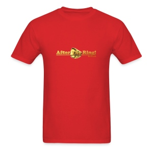 After the Ring! - Men's T-Shirt