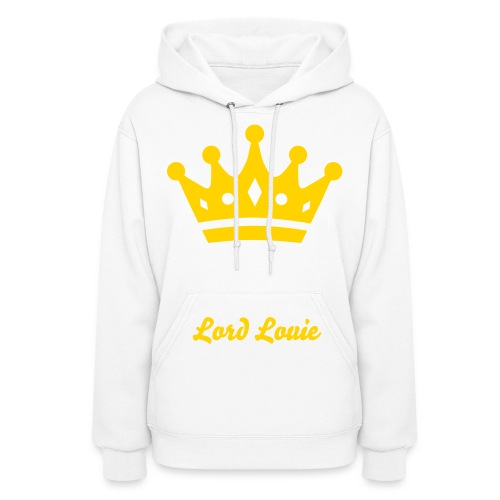 Women's Hooded Lord Louie Sweatshirt - Women's Hoodie
