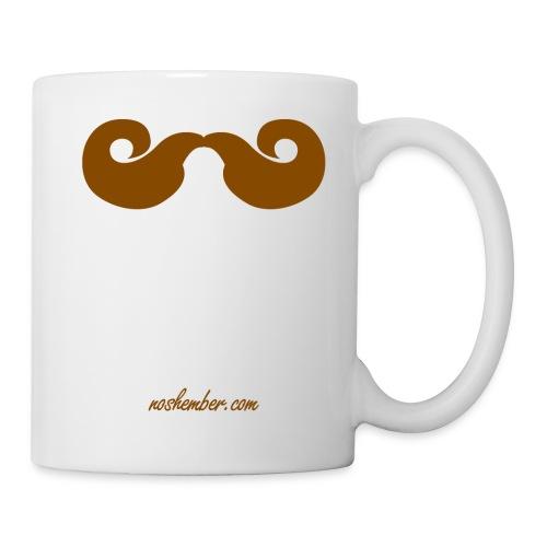 Mustache Mug - Coffee/Tea Mug
