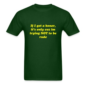 Rude??? - Men's T-Shirt