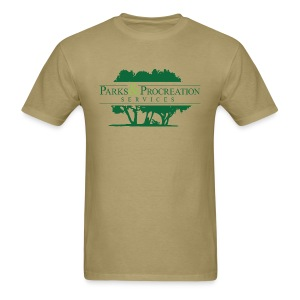 Parks and Procreation Services - Men's T-Shirt