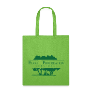 Bags & backpacks ~ Tote Bag ~ Parks and Procreation Services