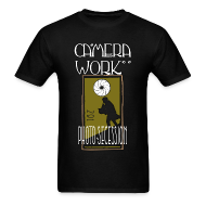 T-Shirts ~ Men's T-Shirt ~ CAMERA WORK - 291 - Photo Secession