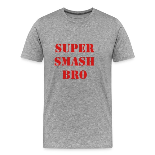 Super Smash - Men's Premium T-Shirt