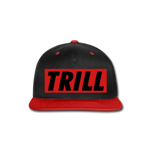 Trill Hat - Snap-back Baseball Cap