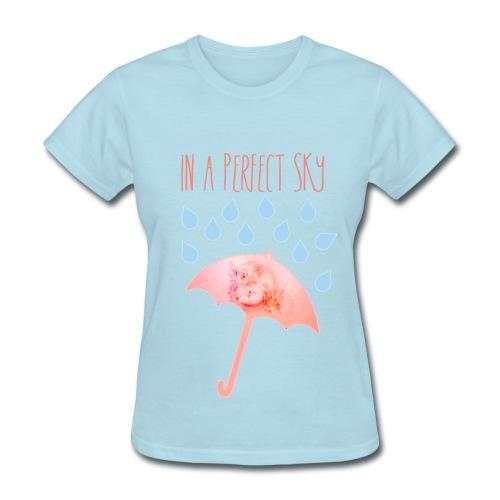 In A Perfect Sky Women's Standard Weight T-Shirt - Women's T-Shirt
