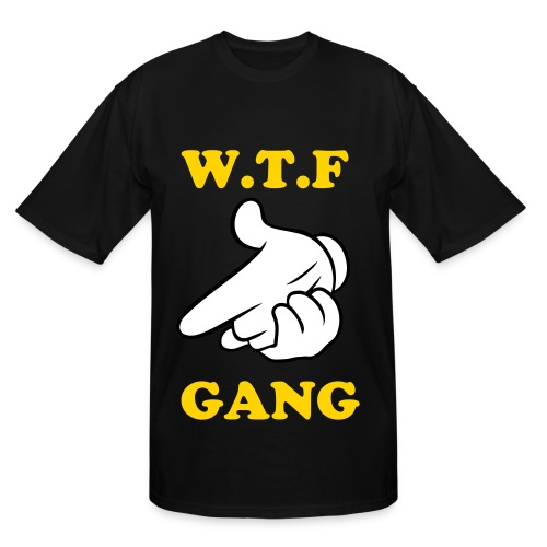 W.T.F Gang  - Men's Tall T-Shirt