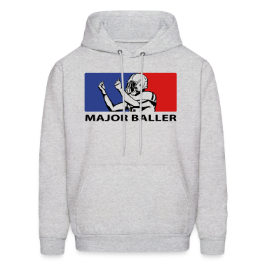 MAJOR BALLER Hoodies