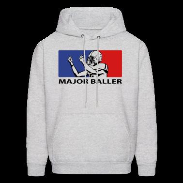 MAJOR BALLER Hoodies