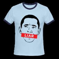T-Shirts ~ Men's Ringer T-Shirt ~ Article 13704841