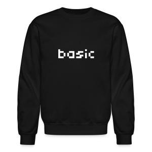Basic NYC Men's Sweatshirt - Crewneck Sweatshirt