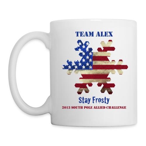 Team Alex - Stay Frosty Coffee Mug - Coffee/Tea Mug