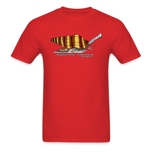 Assassin Snail - Men's T-Shirt