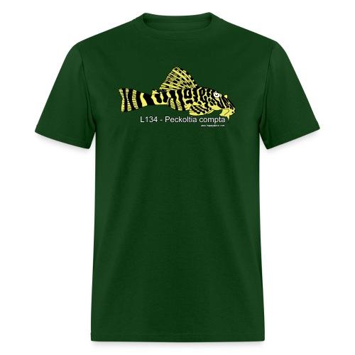 L134, Peckoltia compta - Men's T-Shirt