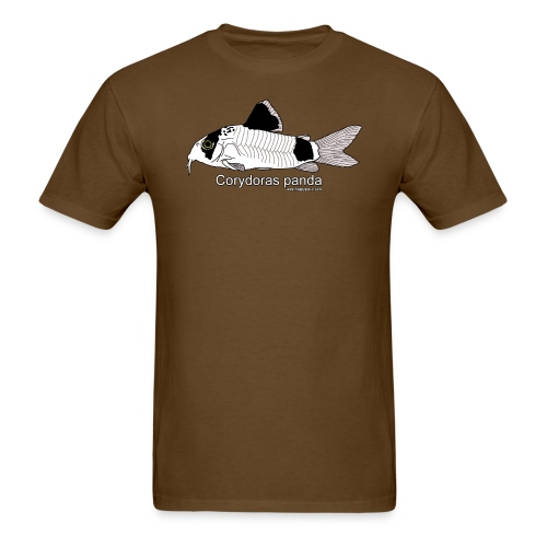 Corydoras panda - Men's T-Shirt