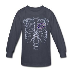 Where the Heart is... - Kids' Long Sleeve T-Shirt