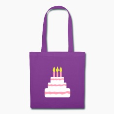 Birthday cake Bags & backpacks