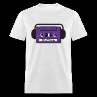 T-Shirts ~ Men's T-Shirt ~ MyMusic Cassette Face (Men's)