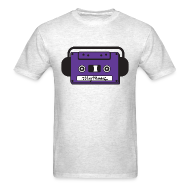 T-Shirts ~ Men's T-Shirt ~ MyMusic Cassette Face (Men's)
