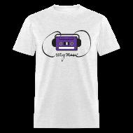 T-Shirts ~ Men's T-Shirt ~ MyMusic Ribbon (Men's)