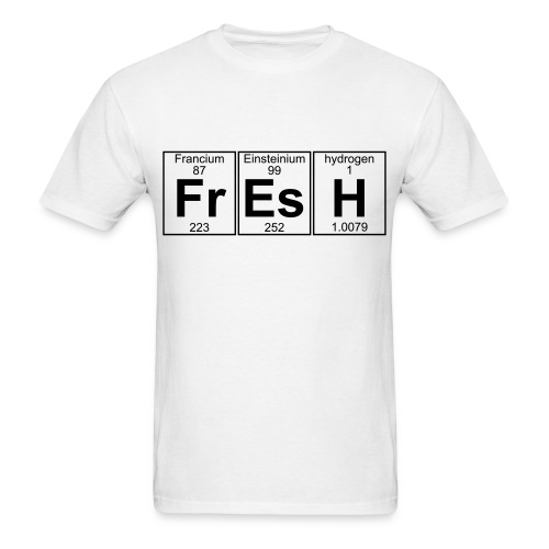 Men's FrEsH T-Shirt - Men's T-Shirt