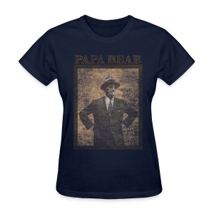 Papa Bear - Women's T-Shirt