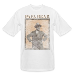 Papa Bear - Men's Tall T-Shirt