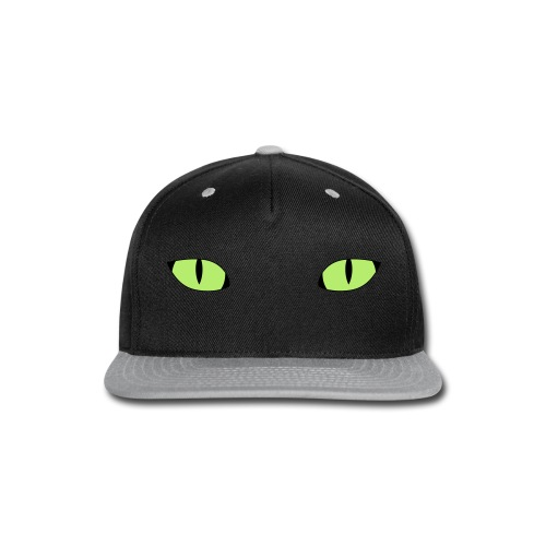 WOLF TOBI EYES SNAPBACK - Snap-back Baseball Cap