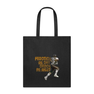 Willie Practice Dance - Tote Bag