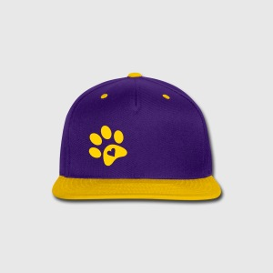 Paw Print - Snap-back Baseball Cap