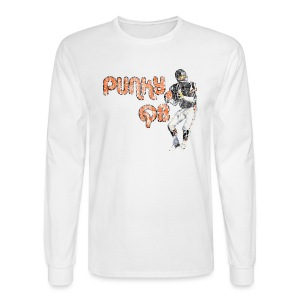 Punky QB - Men's Long Sleeve T-Shirt
