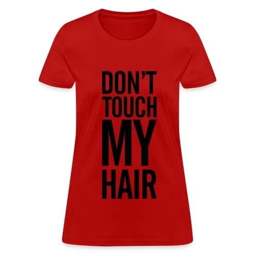 DTM Hair Tee - Women's T-Shirt