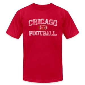 Chicago Football 1919 - Men's T-Shirt by American Apparel
