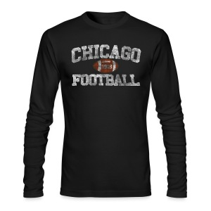 Chicago Football 1919 - Men's Long Sleeve T-Shirt by Next Level