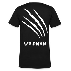 Official5/3/93 Wildman Special - Men's V-Neck T-Shirt by Canvas
