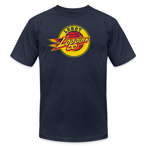 Leroy Loggins classic - Men's  Jersey T-Shirt