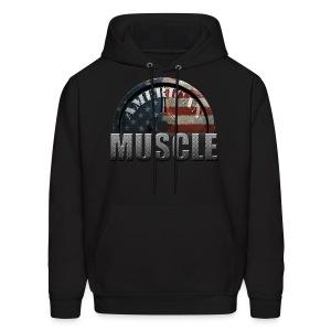 AMERICAN MUSCLE - Men's Hoodie