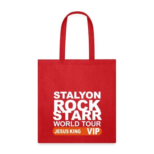 STALYON ROCK STARR JESUS VIP - Tote Bag