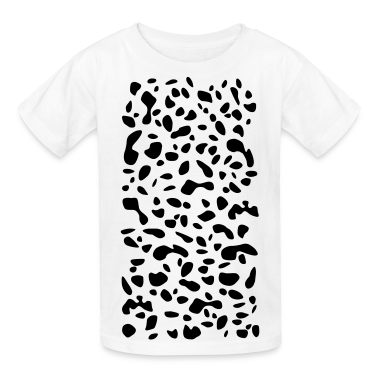 Dalmatian Spotted Children's T-Shirt
